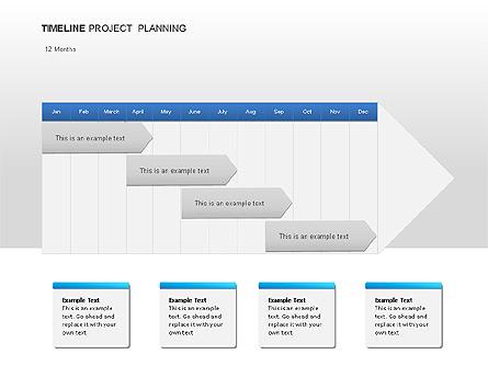 Project Planning Diagrams Presentation Template, Master Slide