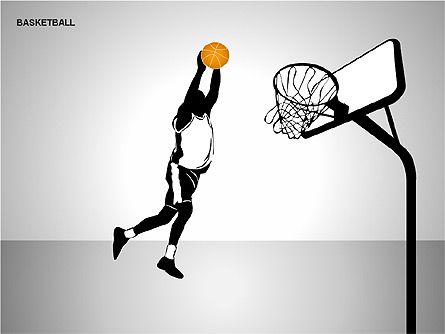 Basketball Background For Powerpoint  BesikEightyCo