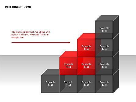 Building block diagrams for presentations in powerpoint and keynote building block diagrams presentation template master slide ccuart Images