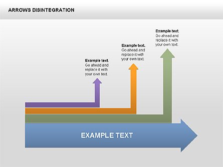 sankey diagram for presentations in powerpoint and keynote ppt star