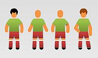 Soccer Team Icons
