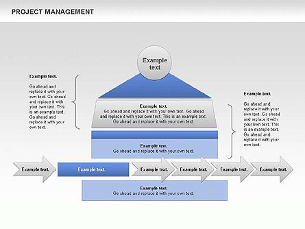 Project Management Presentation Template, Master Slide