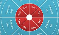 Circle Segment Diagram