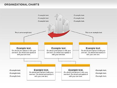 Real Estate Investment Diagram Presentation Template, Master Slide