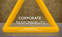 Corporate Responsibility Diagram
