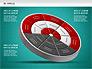 3D Segmented Wheel Diagram slide 15
