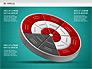 3D Segmented Wheel Diagram slide 16