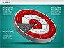 3D Segmented Wheel Diagram slide 17