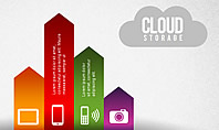 Cloud Storage Infographics