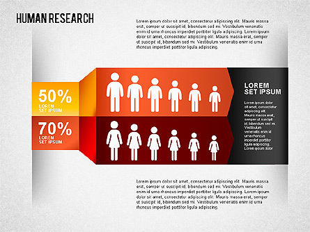 demographic infographics for presentations in powerpoint. Black Bedroom Furniture Sets. Home Design Ideas