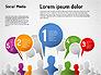 Social Media Infographic slide 6