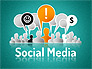 Social Media Infographic slide 9