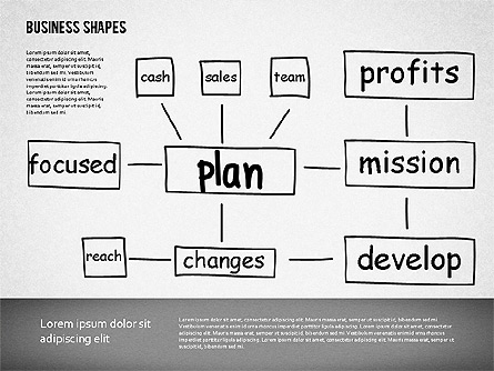Business plan template for presentations in powerpoint and keynote business plan template presentation template master slide pronofoot35fo Gallery