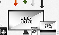 Media Distribution Infographics