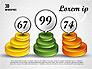 Colorful 3D Charts slide 5