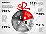 Christmas Decoration Pie Chart slide 6