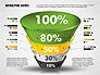 Funnel Infographics slide 4