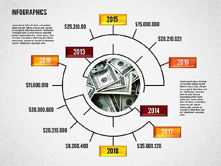 Presentation Infographics Presentation Template, Master Slide