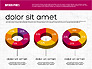 Presentation with Pie Charts slide 3