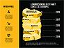 Infographics Charts Set slide 12