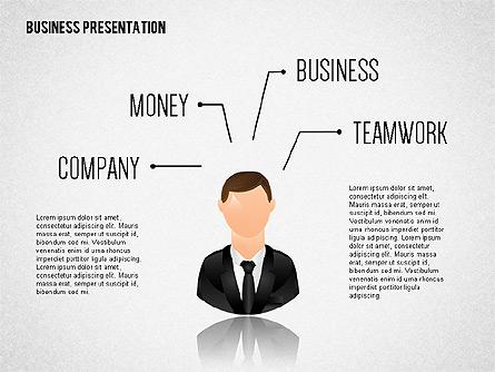 Staff Presentation Template Presentation Template, Master Slide