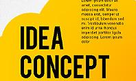 Successful Idea Concept
