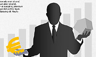 Data Driven Business Presentations with Shapes and Silhouettes