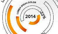 Round Infographics Elements