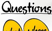 Questions Presentation Concept