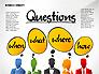 Questions Presentation Concept slide 1