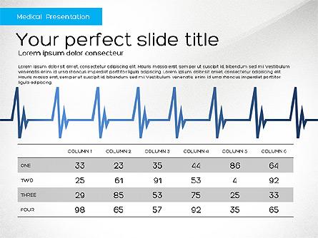 Medical Presentation Template Presentation Template, Master Slide