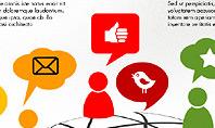Social Media Energetic Presentation Template