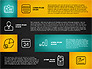 Flat Presentation Template with Icons slide 12
