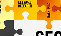 SEO Presentation with Puzzle Stages