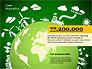 Green Infographic slide 2