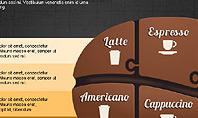 Coffee Bean Infographics