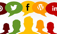 Social Media Concept Presentation Template