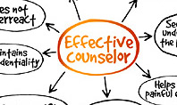 Effective Counselor Presentation Concept