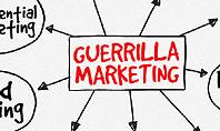 Guerrilla Marketing Diagram