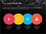 Flat Designed Creative Report Deck slide 11