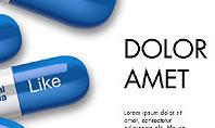 Social Pills Presentation Concept