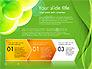 Presentation in Green Colors slide 12