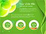 Presentation in Green Colors slide 13