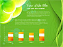 Presentation in Green Colors slide 14