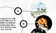 Investments Presentation Concept