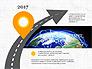 Roadmap Concept Presentation Template slide 1