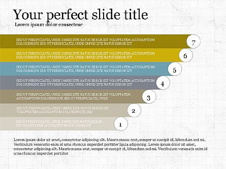 Agenda Slides Presentation Template, Master Slide