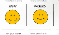 Emotions Presentation Concept