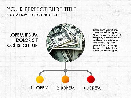 Simple Presentation Concept Presentation Template, Master Slide