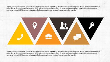 Stages and Processes Presentation Concept Presentation Template, Master Slide